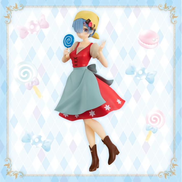 Re:ゼロから始める異世界生活 SSSフィギュア-童話シリーズ・レム・お菓子の家-